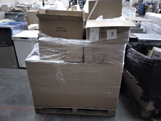 PALLET OF ASSORTED BOXED CAT TOYS & HOUSES