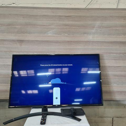 LG 49UM7400PLB 49 INCH SMART 4K HDR LED SMART TELEVISION