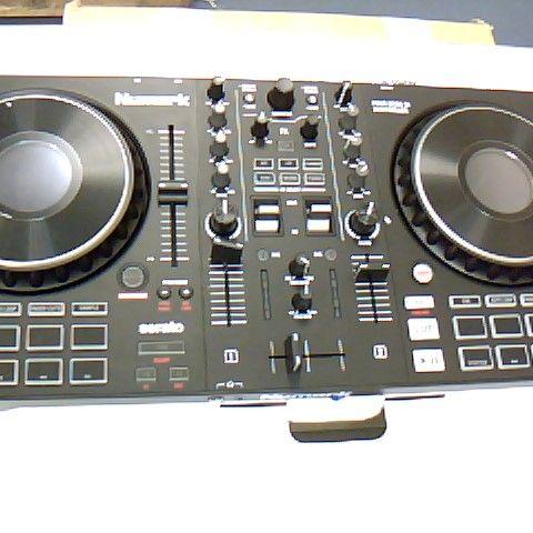 NUMARK MIXTRACK PLATINUM FX – DJ CONTROLLER FOR SERATO DJ
