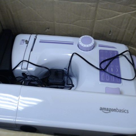 AMAZON BASICS HOUSEHOLD 16 STITCH SEWING MACHINE