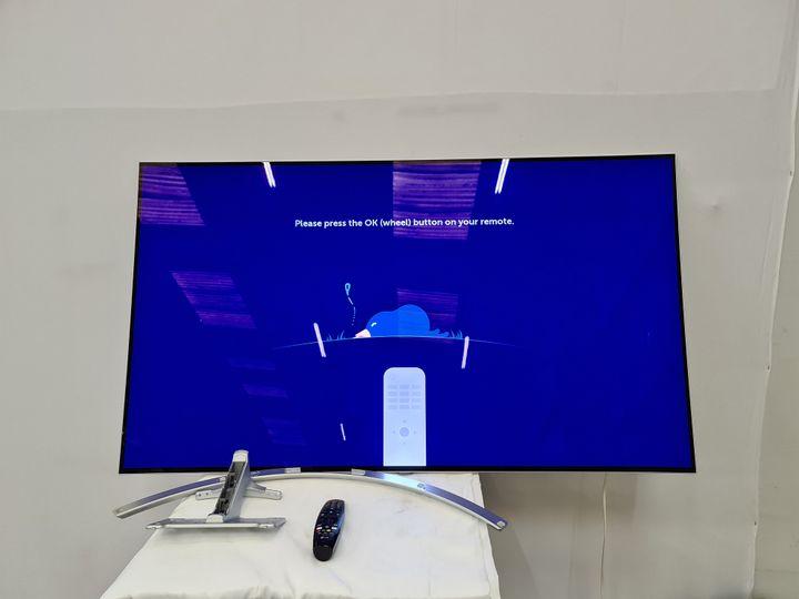 LG OLED55B6V 55 INCH 4K ULTRA HD OLED FLAT SMART TV