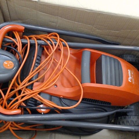 FLYMO SPEEDI-MO 360C ELECTRIC WHEELED LAWN MOWER