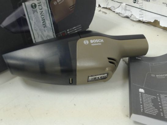 BOSCH YOUSERIES VAC