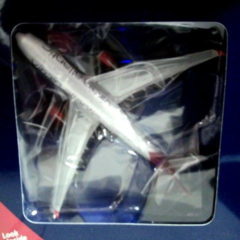 GEMINIJETS VIRGIN ATLANTIC AIRBUS A330-200 AIRPLANE MODEL