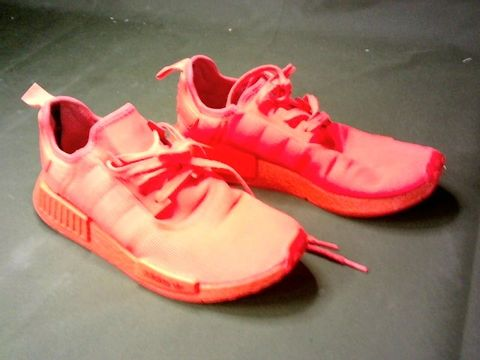ADIDAS NMD R1 TRIPLE RED - UK SIZE 10.5 (UNBOXED)