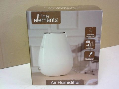 FINE ELEMENTS AIR HUMIDIFIER