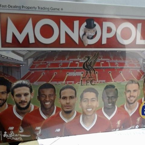 MONOPOLY L.F.C.   8+