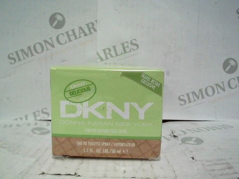 DKNY DELICIOUS DELIGHT EDT - 50ML - BRAND NEW SEALED