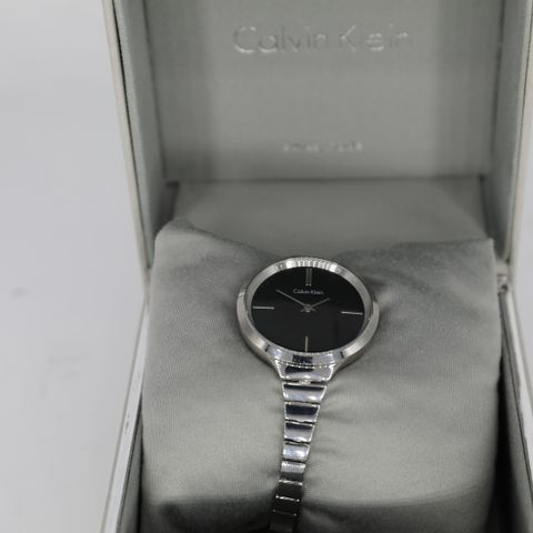 BRAND NEW BOXED CALVIN KLEIN LADIES LIVELY WATCH