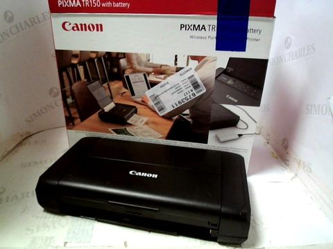 CANON PIXMA TR150 WIRELESS PORTABLE BUSINESS PRINTER