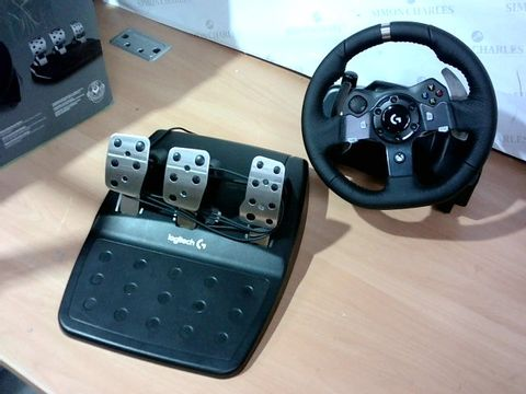 LOGITECH G920 DRIVING FORCE RACING WHEEL FOR PC/MAC, XBOX ONE