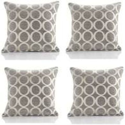 BOXED TAUBER CUSHION WITH SILVER FILLING (1 BOX)