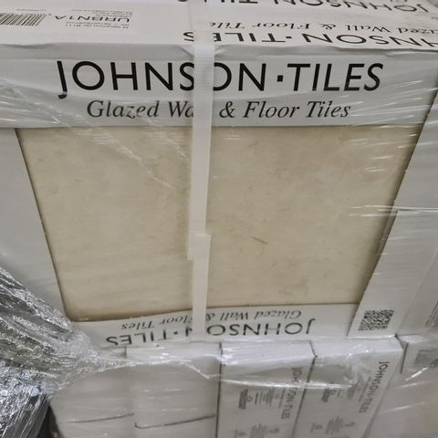 PALLET OF APPROXIMATELY 48 BRAND NEW CARTONS OF 10 URBANIQUE STONE FIELD TILES - 36X27.5CM