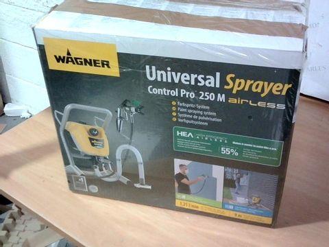 WAGNER CONTROL PRO 250M SIRLESS UNIVERSAL SPRAYER