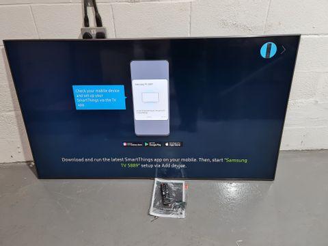 SAMSUNG UE75TU7100 75 INCH CRYSTAL UHD 4K SMART TELEVISION