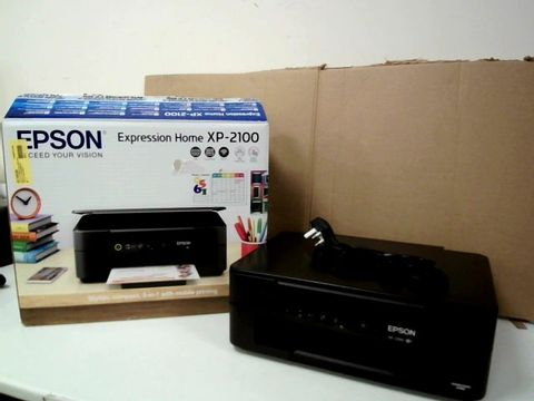 EPSON EXPRESSION HOME XP2100 ALL IN ONE PRINTER