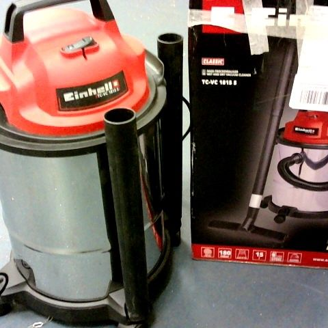 EINHELL WET AND DRY VACCUUM TC-TV 1815 S