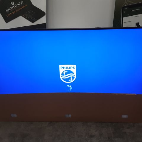 PHILIPS 75BDL415OD D LINE 75 INCH ANDROID OS 4K SMART DISPLAY