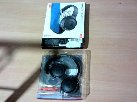 JBL TUNE510BT - WIRELESS OVER-EAR HEADPHONES