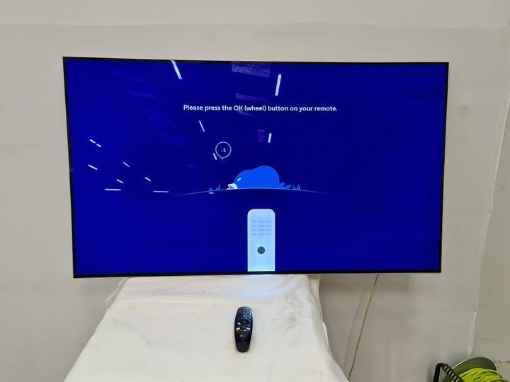 "LG 55"" OLED 4K ULTRA HD PREMIUM SMART TV RRP £899"