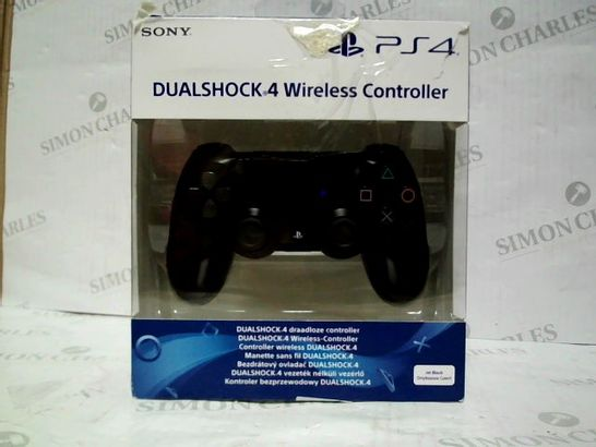 PLAYSTATION DUALSHOCK WIRELESS PS4 CONTROLLER