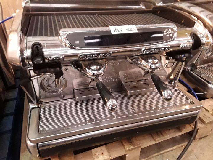 FAEMA EMBLEMA 2 GROUP COMMERCIAL ESPRESSO COFFEE MACHINE