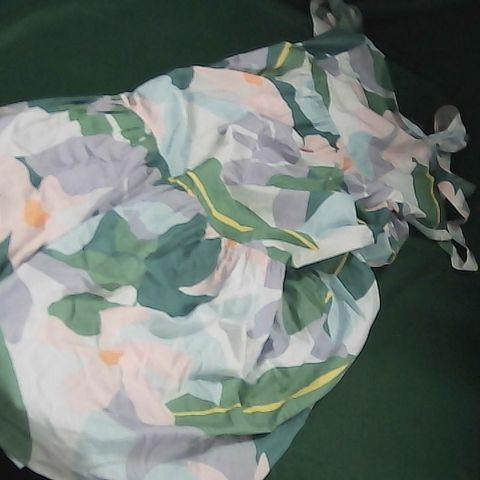 HUSH SOFIA FLORAL PRINT DRESS UK SIZE 16