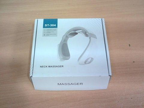 BOXED DESIGNER ST-304 NECK MASSAGER