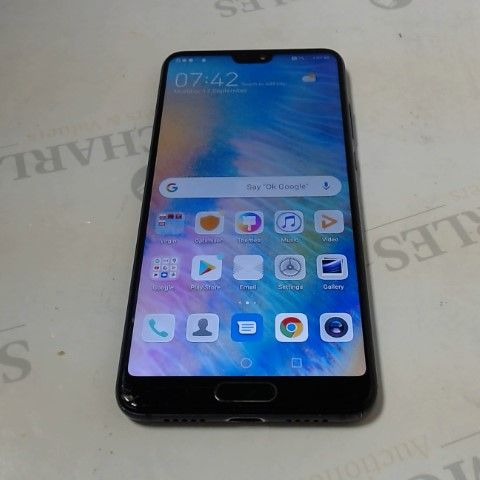 HUAWEI P20 128GB ANDROID SMARTPHONE