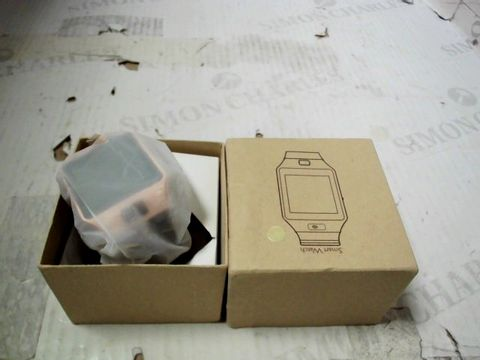 BOXED UNBRANDED SMARTWATCH
