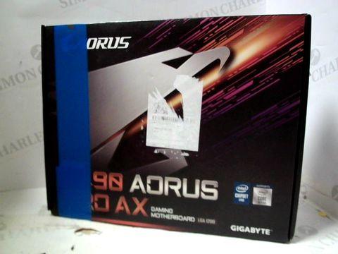 AORUS Z490 PRO AX GAMING MOTHERBOARD LGA 1200