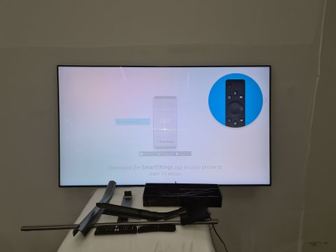 SAMSUNG QE55Q7F 55 INCH 4K ULTRA HD PREMIUM HDR 1500 SMART QLED TV