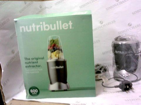 NUTRIBULLET 600 SERIES NUTRITION EXTRACTOR