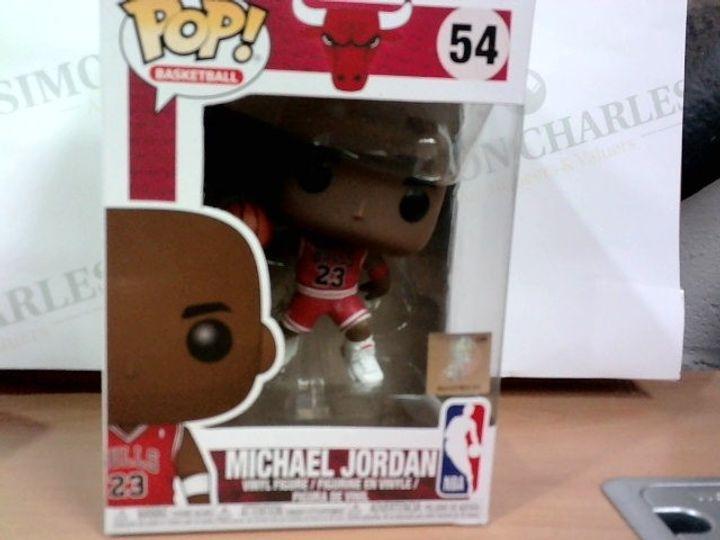 POP! BASKETBALL 54 - MICHAEL JORDAN VINYL FIGURE