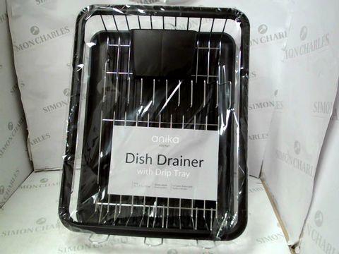 AKIKA DISH DRAINER WITH DRIP TRAY