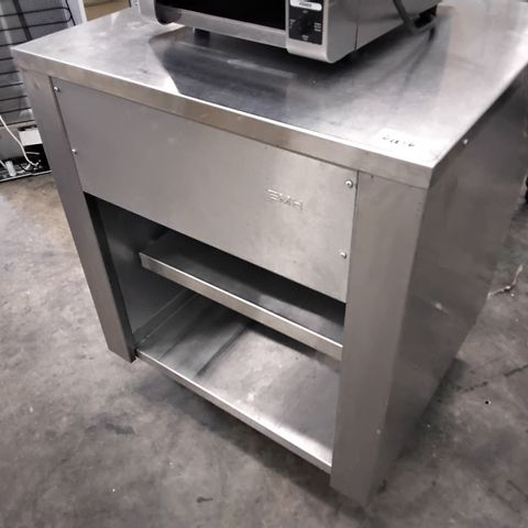 EMH SQUARE METAL TROLLEY