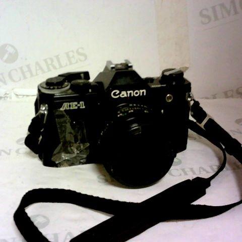 CANON AE-1 DIGITAL CAMERA MODEL NUMBER 3208322