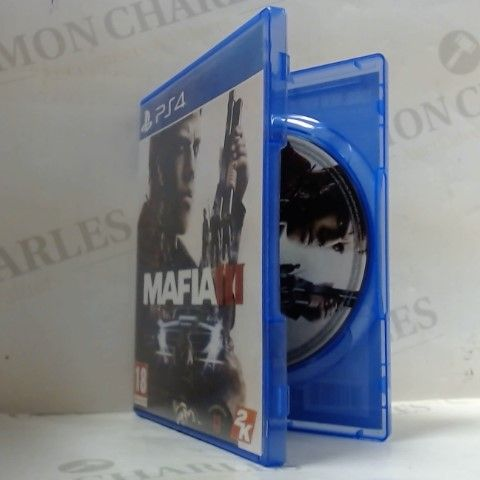 MAFIA III PLAYSTATION 4 GAME