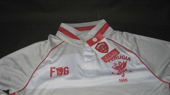 PERGUIA LONG SLEEVED FOOTBALL TOP - M
