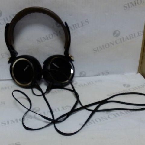 SONY MDR-XB600 EXTRA BASS 40MM DRIVER PREMIUM HEADPHONES