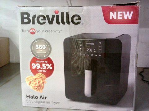 BREVILLE HALO AIR FRYER