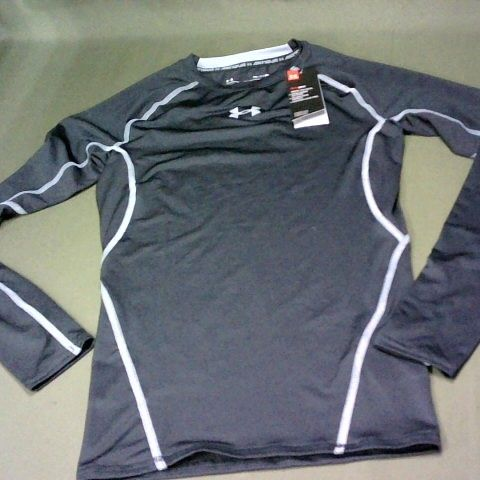 UNDER ARMOUR COMPRESSION LONG SLEEVE TRAINING TOP - SM