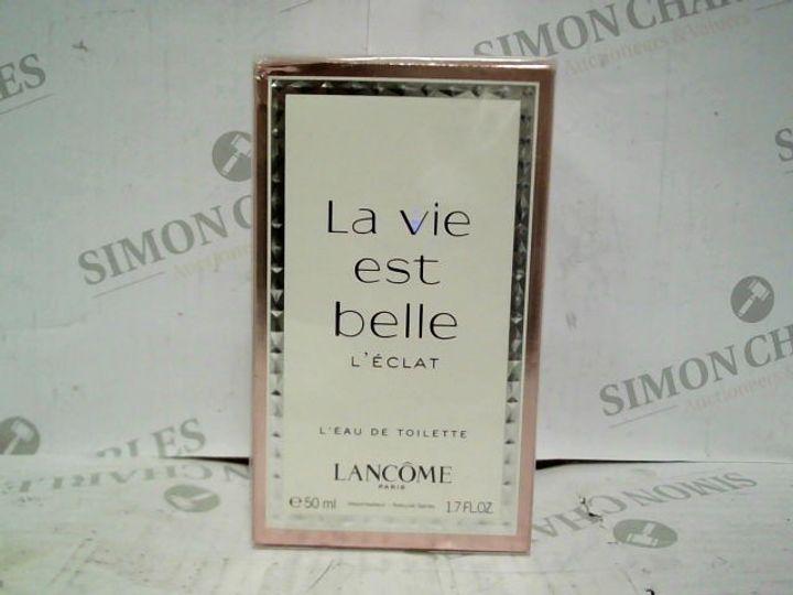 LA VIE EST BELLE LANCOME - 50ML - BRAND NEW SEALED