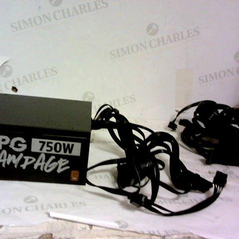 GAMEMAX 750W RAMPAGE POWER SUPPLY
