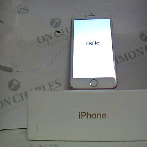 BOXED IPHONE 7 - MODEL A1778 - POWERS ON