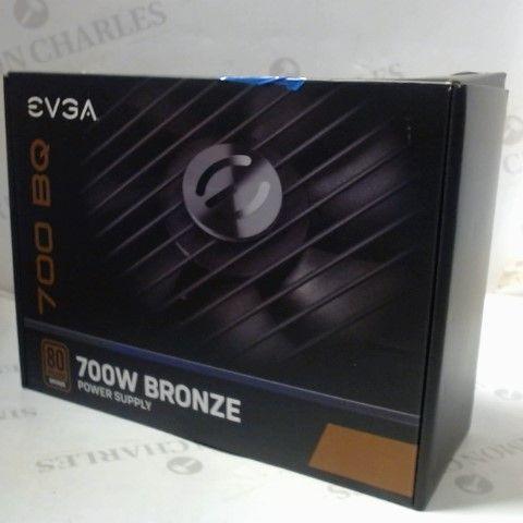 EVGA 700 BQ BRONZE POWER SUPPLY