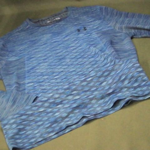 UNDER ARMOUR LONG SLEEVED TRAINING TOP - XL