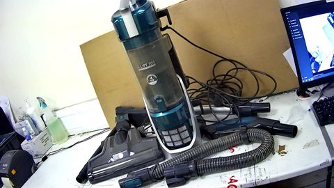 HOOVER H-LIFT 700 PETS HL700PCG 3IN1 UPRIGHT VACUUM CLEANER