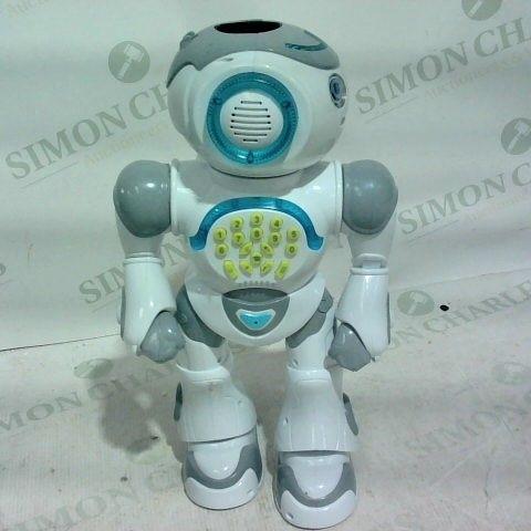 LEXIBOOK POWERMAN MAX INTERACTIVE ROBOT