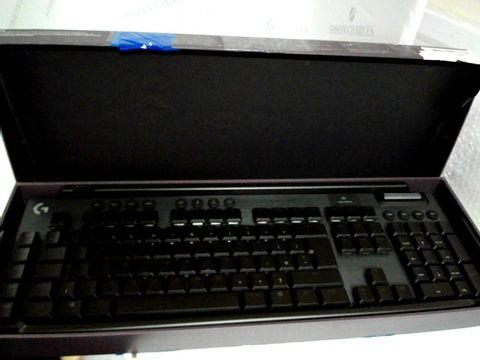 LOGITECH G915 LIGHTSPEED WIRELESS LIGHTSYNC RGB MECHANICAL GAMING KEYBOARD